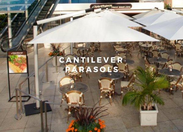 Shop Cantilever Parasols