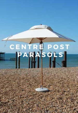 Shop Centre Post Parasols