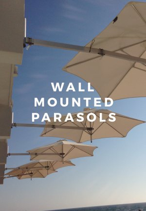 Shop Wall Mounted Parasols